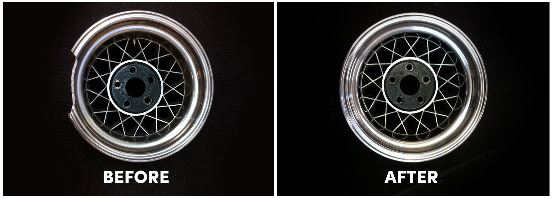 Before and Afters - Elite Wheels